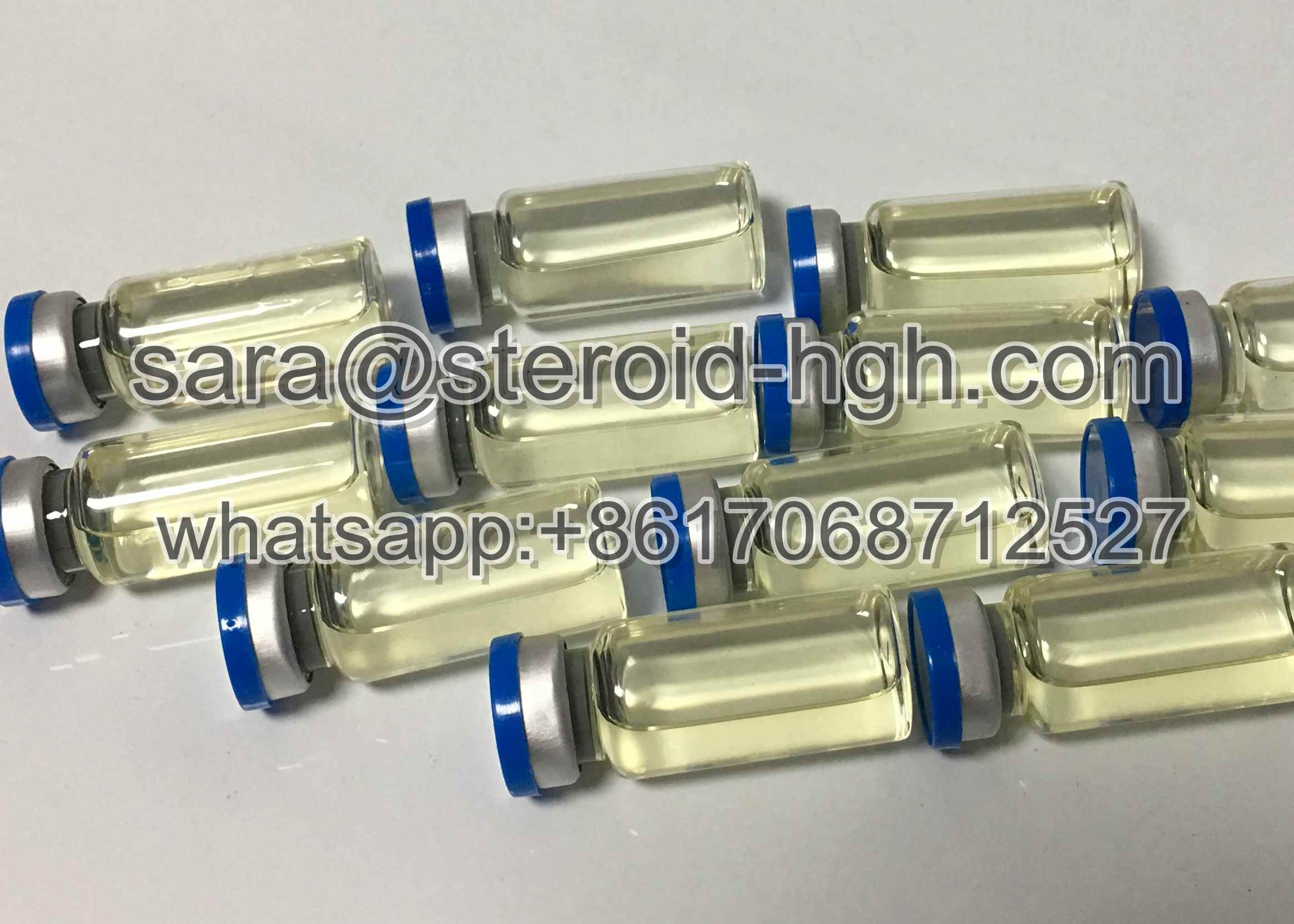 Testosterone Cypionate Oil Liquids