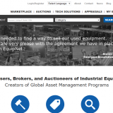 Equipment Marketplace - EquipNet Image 1