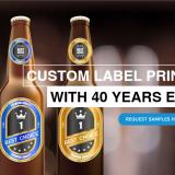 Hampshire Label - Custom Label Printing, Label Quotes, Label Sample Image 1